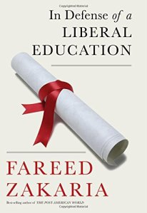 http://www.amazon.ca/Defense-Liberal-Education-Fareed-Zakaria/dp/0393247686/ref=sr_1_1?ie=UTF8&qid=1434700425&sr=8-1&keywords=fareed+zakaria+in+defense+of+liberal+education
