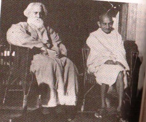 gandhi tagore 1940 feb 18