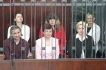 Libya's Supreme Court has upheld the death sentences of five Bulgarian nurses and a Palestinian doctor convicted of infecting more than 400 children with the AIDS virus. http://www.dailymail.co.uk/news/article-467701/Death-sentences-upheld-nurses-convicted-infecting-children-AIDS.html