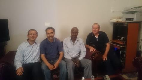 Tripoli readings- June 11 2016